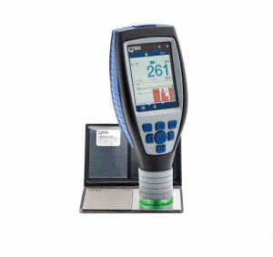 QNix® 9500 B-ext. cable,QN-9 software Fe 50 mils Paint Thickness Gauge | Paint Meter | Dry Film Gauge