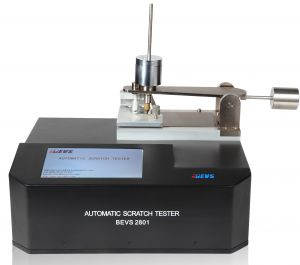 Automatic Scratch & Washability Tester BEVS2801 – Touch Screen, with Tungsten Carbide Hemispherical stylus & 2 Kg weight