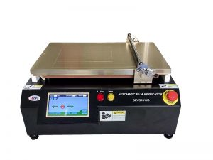 BEVS 1811/3  Automatic Film Applicator w/Electrically Heated Vacuum Bed & Built-in Vacuum pump