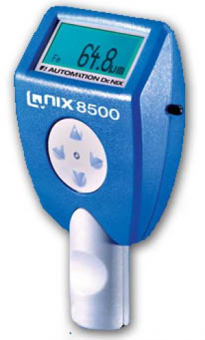 Automation Dr. Nix Coating Thickness Gauge QNix® 8500 Premium w/ Fe probe 0- 80 mils and Extension Cable, Software, USB wireless adaptor.