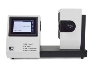 CS-720 Touch Screen Color and Haze Meter with Clarity measurement -ASTM D1003, D1044 , ISO 13468, 14782
