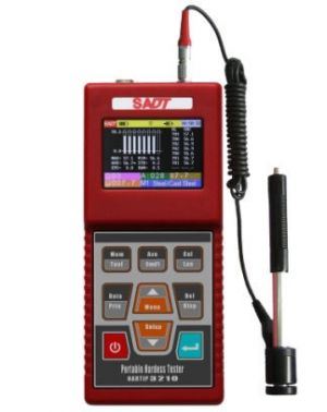 Portable Hardness Tester Hartip 3210  Leeb Portable Digital Hardness with Cable Probe D HS: HL / HRC / HRB / HB / HV / HS / HRA /σb ASTM A956, DIN 50156, GB/T 17394-1998