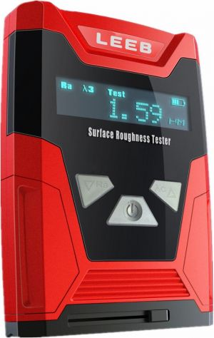 Surface Roughness Tester Leeb 410 - Ra:0.05-1 O .Oµm Rz:0.1-50µm