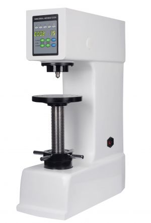 LHB – 3000A Digital Brinell Hardness Tester-Closed loop, electric system, Max. Specimen Height 14.5cm, magnification 20X, software CCD-B