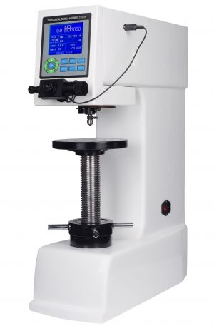 Digital Brinell Hardness Tester LHB-3000D - Closed loop sensor loading, Max. Specimen Height 14.5cm, electric system