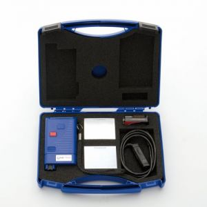 Qnix 7500 Basic int. w/ Dual probe 200 mils Paint Thickness Gauge | Paint Meter | Dry Film Gauge