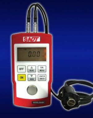 "SA 40+ ""a through Coat"" Ultrasonic Thickness Gauge"